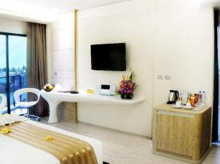 Pattaya Discovery Beach Hotel Pattaya - Premier With Breakfast - Chic Tower