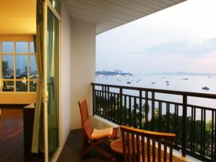 Pattaya Discovery Beach Hotel Pattaya - Deluxe Sea View