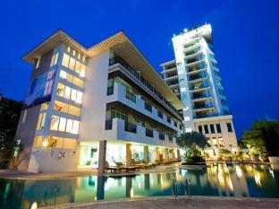 Pattaya Discovery Beach Hotel Pattaya - Building