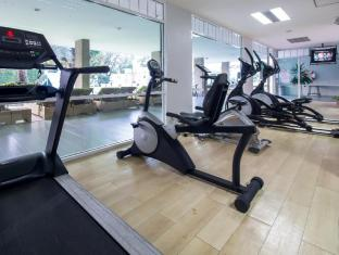 Pattaya Discovery Beach Hotel Pattaya - Fitness Room