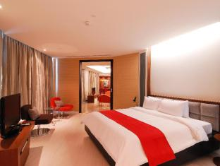The Zign Hotel Pattaya - Guest Room
