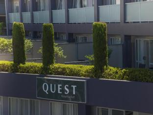 Quest Newmarket Auckland - Access outside apartments