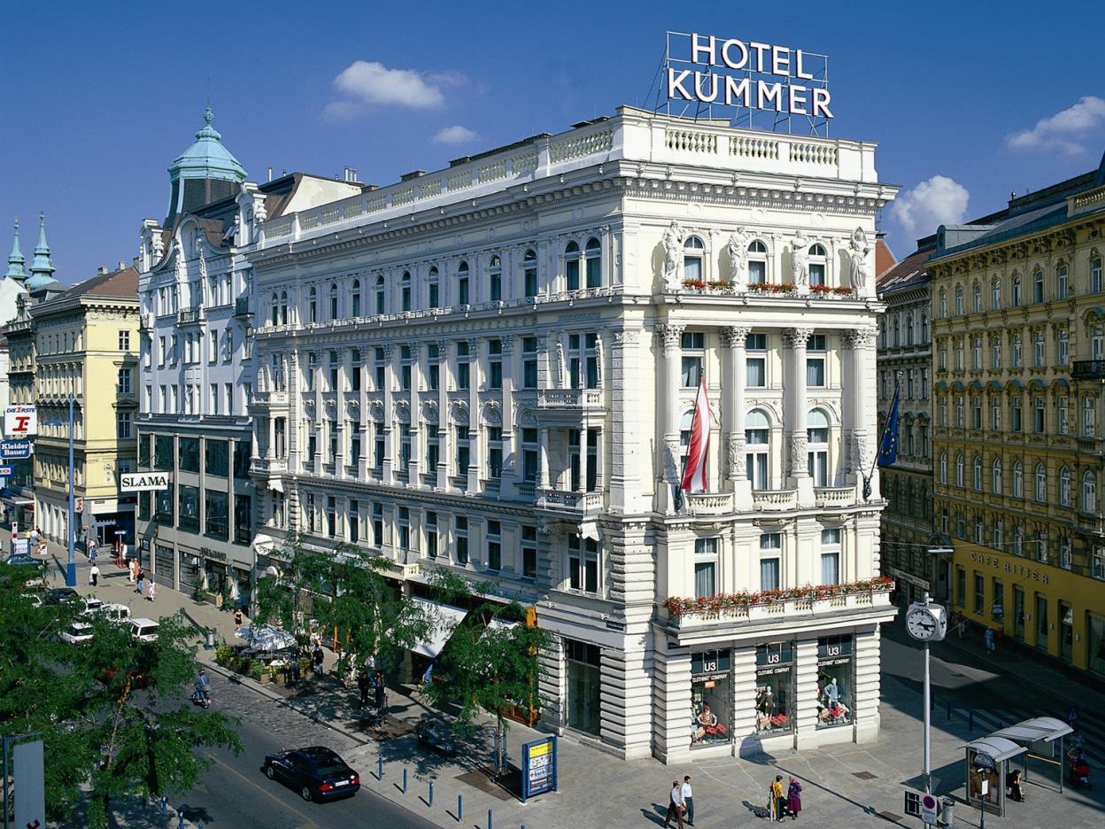 Hotel Near Austria Center Vienna - City Center | MOXY