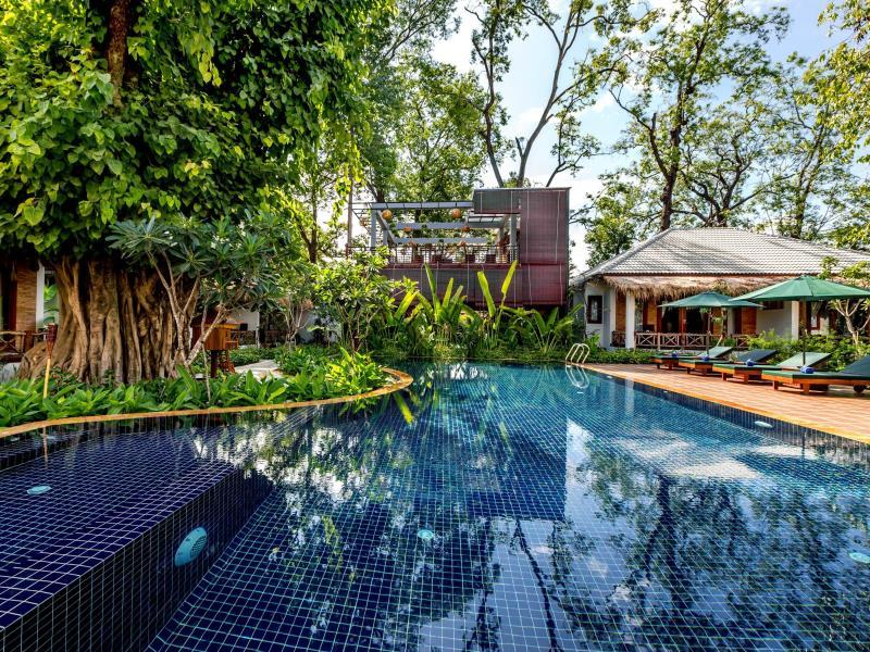 La Riviere d' Angkor Resort0