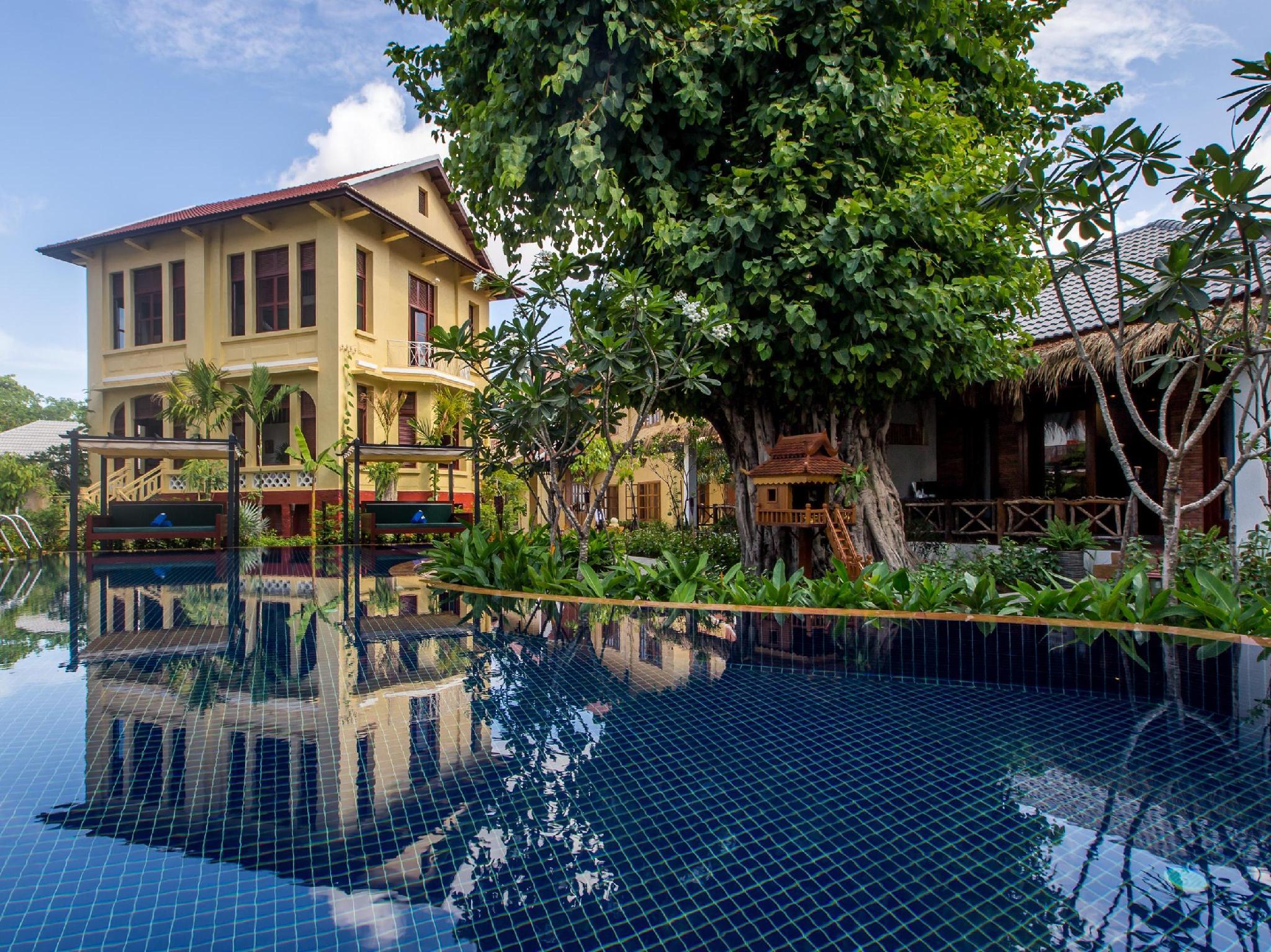 La Riviere d' Angkor Resort32