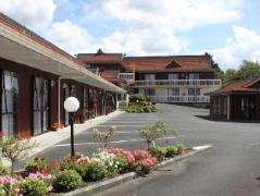 Asure Cherry Court Motel | New Zealand Hotels Deals