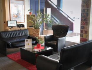 Concorde Hotel am Studio Berlín - Vestíbul
