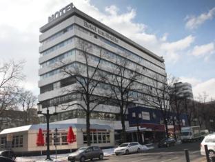 Concorde Hotel am Studio Berlín - Exterior de l'hotel