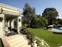 South Africa Hotel Accommodation Cheap | view from the restaurant over looking the pool