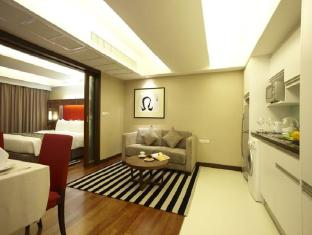 Legacy Suites Sukhumvit by Compass Hospitality Bangkok - One Bedroom Premier Suite- Separate Living and Dining