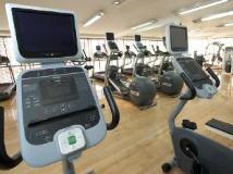 Grand Millennium Hotel Dubai: fitness room