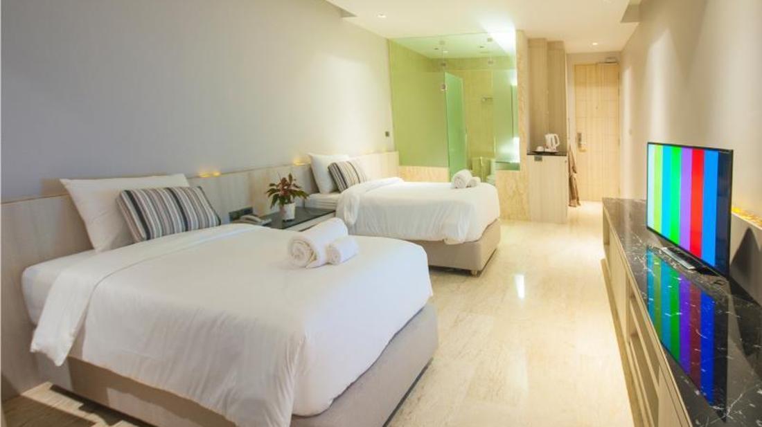 アルカディア スイーツ バンコクと同グレードのホテル4
