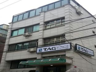 Trick Art Guest House Hongdae