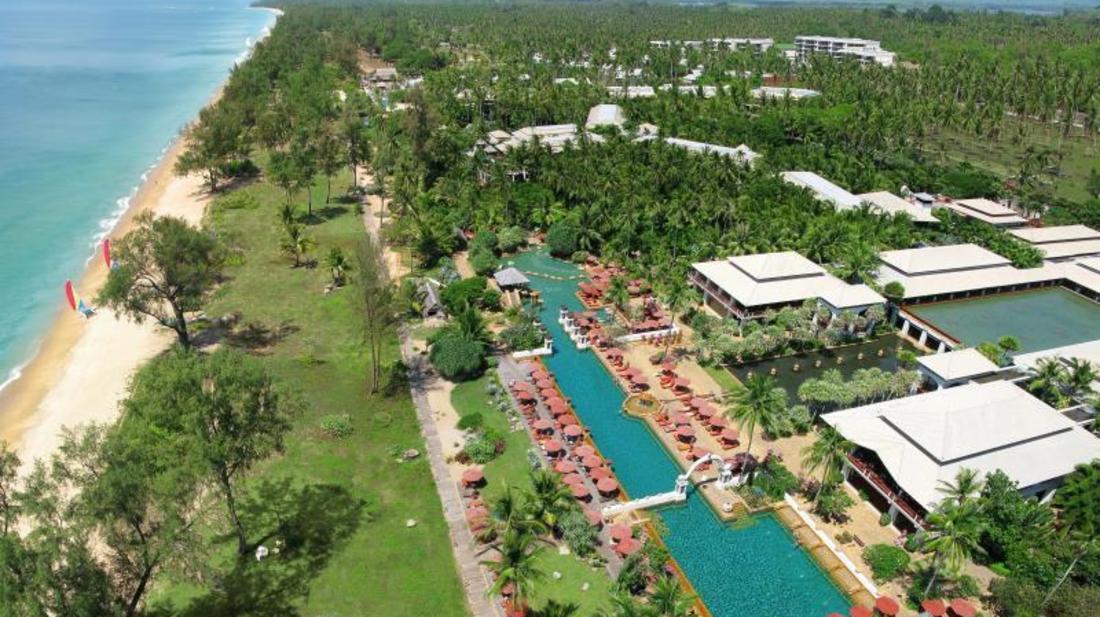 Jw Marriott Phuket Resort Amp Spa Phuket Thailand Agoda Com