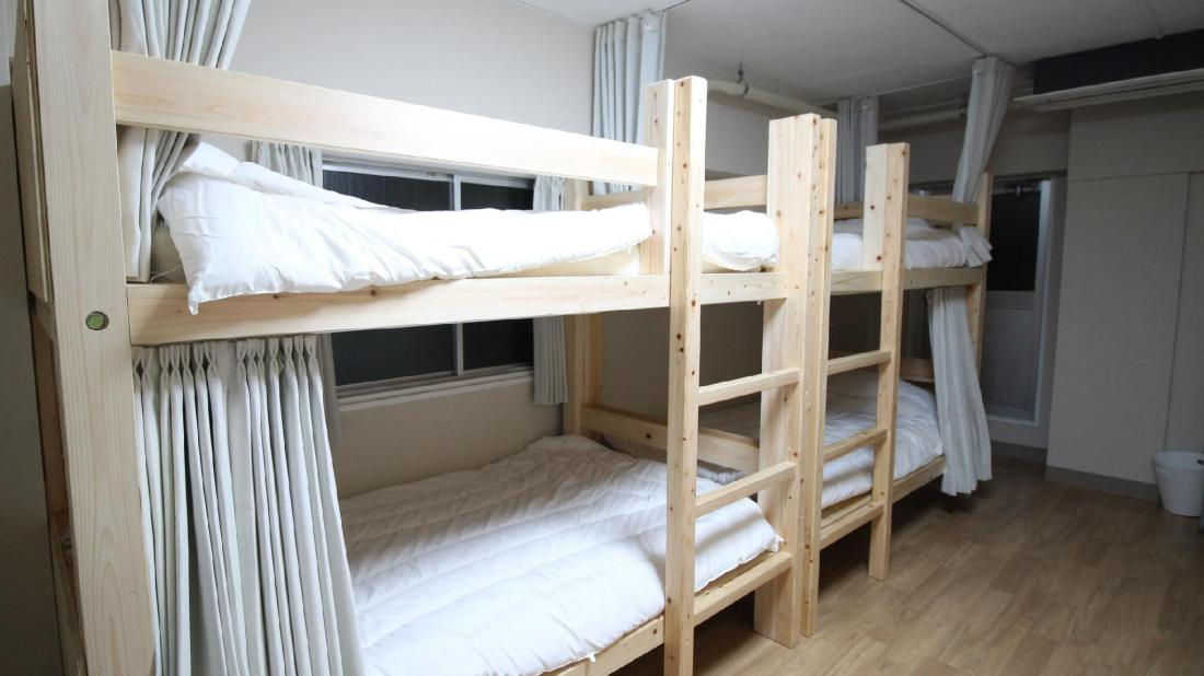 Japan guest house Glocal Nagoya Backpackers Hostel