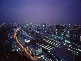 Shinagawa Prince Hotel East Tower Tokyo - Night View