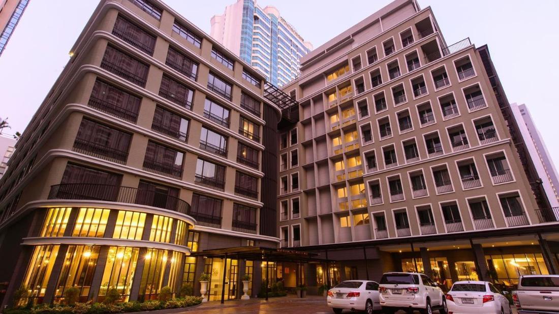 ウェル ホテル バンコク