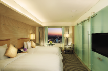 Club Deluxe Twin Room - Main Wing