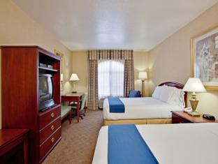 Holiday Inn Express Los Angeles-Univ Cty-Cahuenga Hotel Los Angeles (CA) - Double Bed Guest Room