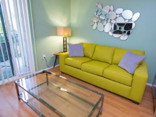 LA Luxury Vacation Apartment 2V