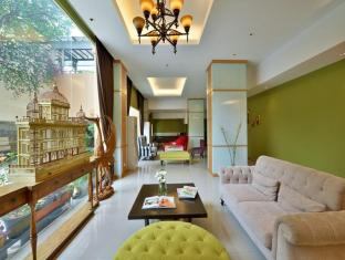 Abloom Exclusive Serviced Apartments Bangkok - Lobby