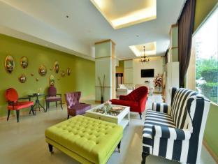 Abloom Exclusive Serviced Apartments Bangkok - Vestíbulo