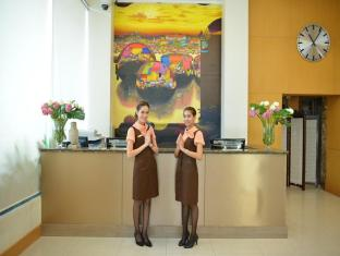 Abloom Exclusive Serviced Apartments Bangkok - Recepción