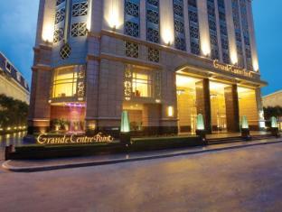 Grande Centre Point Hotel Ratchadamri Bankokas - Viešbučio išorė