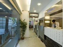 Hotel Planet Residency: reception