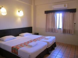 罗马广场酒店 普吉岛 - 客房