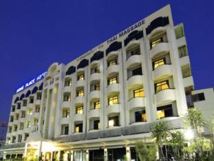 Rome Place Hotel फुकेत - होटल बाहरी सज्जा