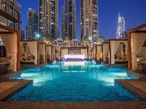 Vida Downtown Dubai: swimming pool