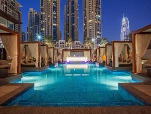 Vida Downtown Dubai Dubai - Schwimmbad