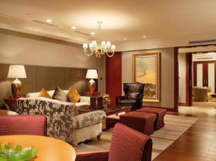 San Want Residences Taipei Taipei - Penthouse Living Room