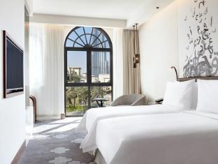 Manzil Downtown Dubai Hotel Dubai - Deluxe Twin Burj View Room