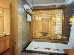 Green Plaza Hotel Da Nang - Bathroom