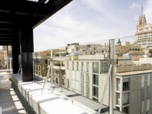 Room Mate Oscar Hotel Madrid - View