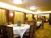 Hotel Fortuna: restaurant