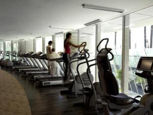 InterContinental Dubai Festival City Hotel Dubai - Fitnessraum
