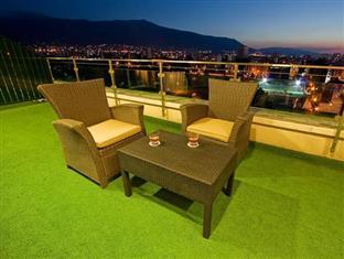 Vitosha Park Hotel Sofia - VIP Suite Balcony