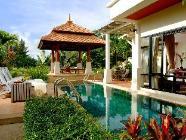 Vila se 3 ložnicemi s bazénem