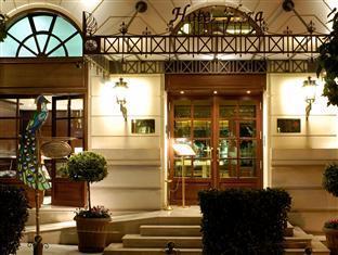 Hera Hotel Athens - Hotel  Entrance