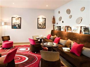Hotel Aiglon Paris - Lobby