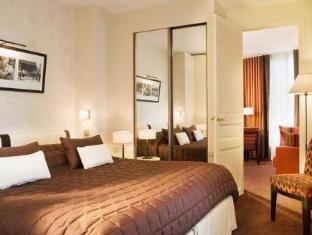 Hotel Aiglon Paris - Guest Room