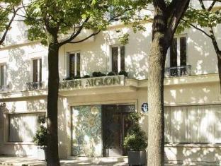 Hotel Aiglon Paris - Exterior