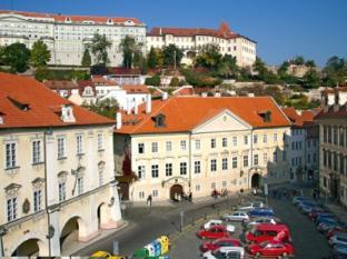 Hotel Three Storks Prague - View