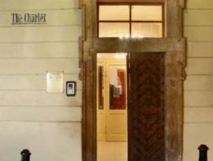 The Charles Hotel Praag - Entree