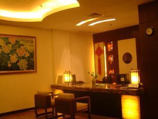 Baolong HomeLike (Hong Qiao Branch) Hotel Shanghai - Vestíbulo