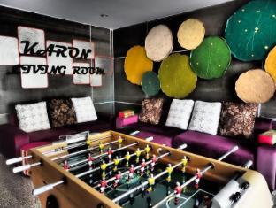 Karon Living Room Hotel Phuket - Hotellet udefra