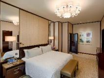 The Peninsula Hong Kong: suite room